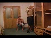Русская мамаша трахает сына видио